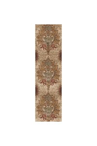 Shaw Living Arabesque Juliard (Cocoa) Rectangle 5'6