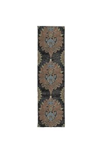 Shaw Living Arabesque Juliard (Firebrick Red) Rectangle 5'6
