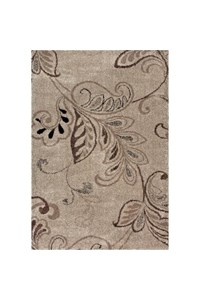 Shaw Living Arabesque Juliard (Ivory Cream) Rectangle 3'6