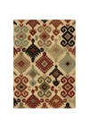 Shaw Living Antiquities Kasbah (Claret) Rectangle 7'7