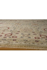 Shaw Living Timber Creek By Phillip Crowe Mission Leaf (Beige) Round 5'5