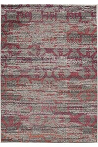 Shaw Living Origins Painted Desert (Cayenne Red) Rectangle 9'3