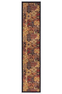 Shaw Living Origins Terra (Multi) Rectangle 7'9