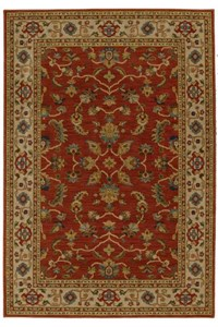 Nourison Collection Library Alexandria (AL01-GLD) Rectangle 3'6