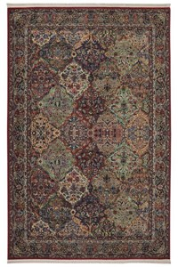 Nourison Collection Library Alexandria (AL05-BGE) Rectangle 3'6