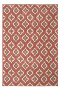 Nourison Collection Library Alexandria (AL06-RUS) Rectangle 3'6