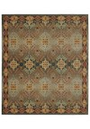 Nourison Collection Library Chambord (CM01-BLK) Runner 2'0
