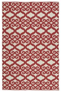 Nourison Collection Library Cosmopolitan (CS29-COC) Rectangle 3'6