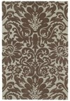 Nourison Collection Library Grand Chalet (CL08-OLI) Runner 2'3