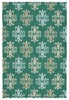 Nourison Nourtex India House (IH02-RUS) Rectangle 5'0