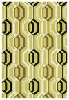 Nourison Nourtex India House (IH03-NAV) Rectangle 2'6