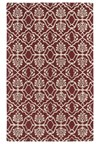 Nourison Nourtex India House (IH67-RED) Rectangle 5'0