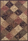 Nourison Liz Claiborne Home Radiant Impressions (LK02-CRI) Rectangle 9'6