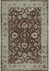 Nourison Collection Library Living Treasures (LI05-BLK) Rectangle 2'6