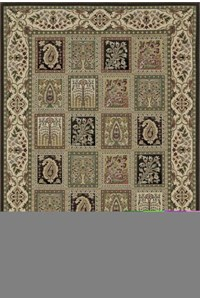 Nourison Signature Collection Nourison 2000 (2107-BUR) Rectangle 2'6