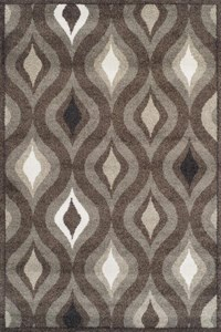 Nourison Signature Collection Nourison 2000 (2206-BRN) Rectangle 3'9