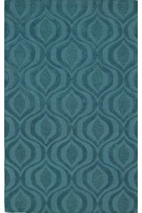 Nourison Signature Collection Nourison 3000 (3103-AQU) Rectangle 5'6