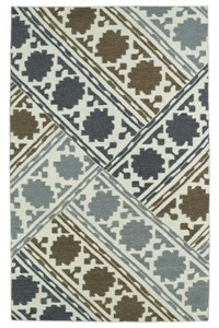 Nourison Collection Library Parthia (PT02-BGE) Rectangle 3'6