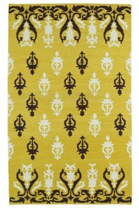 Nourison Collection Library Parthia (PT03-RUS) Rectangle 3'6