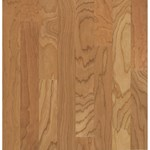 "Bruce Turlington American Exotics Cherry: Natural 3/8"" x 5"" Engineered Cherry Hardwood E7500"