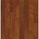 "Bruce Turlington Lock&Fold Cherry: Bronze 3/8"" x 5"" Engineered Cherry Hardwood ECH26LG"