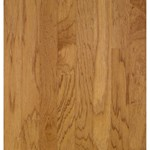 "Bruce American Treasures Hickory: Smokey Topaz 3/4"" x 3"" Solid Hickory Hardwood C3778"