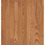 "Bruce Westchester Strip Oak: Butterscotch 3/4"" x 2 1/4"" Solid Oak Hardwood CB426"