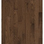 "Bruce Natural Choice Oak: Walnut 5/16"" x 2 1/4"" Solid Oak Hardwood C5031LG"