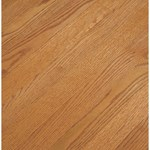 "Bruce Fulton Strip Oak: Butterscotch 3/4"" x 2 1/4"" Solid Oak Hardwood CB1326"