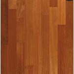 "Armstrong The Valenza Collection (Solid) Kempas: Natural 3/4"" x 3 1/2"" Solid Kempas Hardwood KE462NAY"