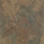 "Armstrong Natural Creations EarthCuts: Rock Solid Umber 18"" x 18"" Luxury Vinyl Tile TP526"