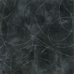 "Armstrong Natural Creations EarthCuts: Metal Crete Black Knight 18"" x 18"" Luxury Vinyl Tile TP700"
