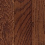"Columbia Beacon Oak with Uniclic: Henna 3/8"" x 3 1/4"" Engineered Hardwood BCOU313F"