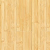 "USFloors Natural Bamboo Glueless Locking Collection: Horizontal Natural 5/8"" x 5 1/4"" Engineered Bamboo 609LN"