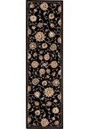 Capel Rugs Creative Concepts Cane Wicker - Shoreham Brick (800) Octagon 10' x 10' Area Rug