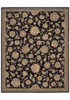 Capel Rugs Creative Concepts Cane Wicker - Bahamian Breeze Cinnamon (875) Octagon 10' x 10' Area Rug
