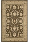 Capel Rugs Creative Concepts Cane Wicker - Vera Cruz Ocean (445) Octagon 12' x 12' Area Rug