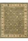 Capel Rugs Creative Concepts Cane Wicker - Paddock Shawl Persimmon (810) Octagon 12' x 12' Area Rug