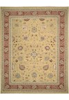 Capel Rugs Creative Concepts Cane Wicker - Fortune Lava (394) Runner 2' 6
