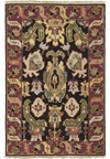 Capel Rugs Creative Concepts Cane Wicker - Bahamian Breeze Cinnamon (875) Runner 2' 6