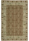 Capel Rugs Creative Concepts Cane Wicker - Granite Stripe (335) Runner 2' 6