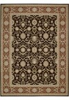 Capel Rugs Creative Concepts Cane Wicker - Vera Cruz Ocean (445) Runner 2' 6