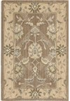 Capel Rugs Creative Concepts Cane Wicker - Granite Stripe (335) Rectangle 3' x 5' Area Rug