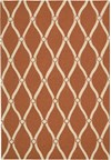 Capel Rugs Creative Concepts Cane Wicker - Kalani Coal (330) Rectangle 4' x 4' Area Rug