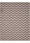 Capel Rugs Creative Concepts Cane Wicker - Fortune Lava (394) Rectangle 4' x 4' Area Rug