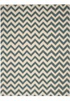 Capel Rugs Creative Concepts Cane Wicker - Shoreham Spray (410) Rectangle 4' x 4' Area Rug