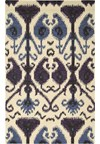 Capel Rugs Creative Concepts Cane Wicker - Shoreham Spray (410) Rectangle 6' x 6' Area Rug
