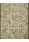 Capel Rugs Creative Concepts Cane Wicker - Canvas Sapphire Blue (487) Rectangle 8' x 10' Area Rug