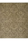 Capel Rugs Creative Concepts Cane Wicker - Cayo Vista Mojito (215) Rectangle 9' x 12' Area Rug
