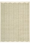 Capel Rugs Creative Concepts Cane Wicker - Canvas Ivory (605) Rectangle 9' x 12' Area Rug